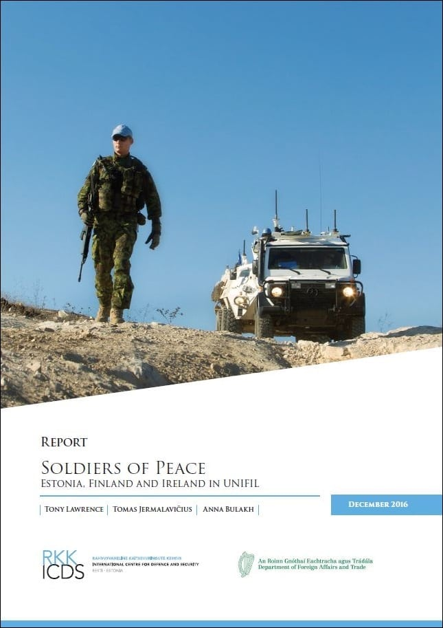 Image for Soldiers of Peace