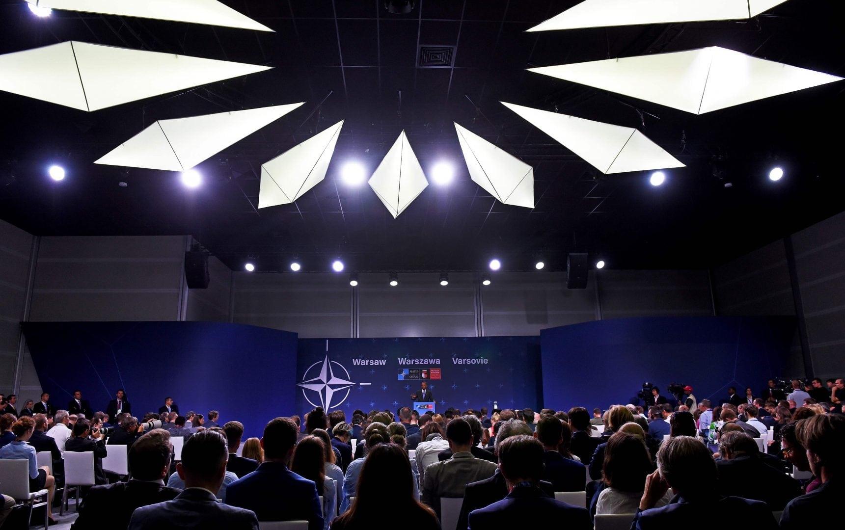 Image for Дмитрий Теперик о Варшавском Саммите НАТО