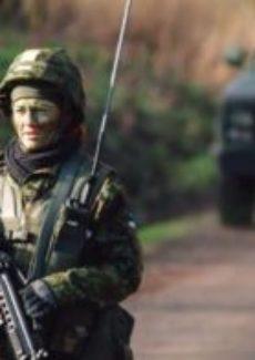 Image for Naised eesti kaitsestruktuurides – motivatsioon ja väljakutsed