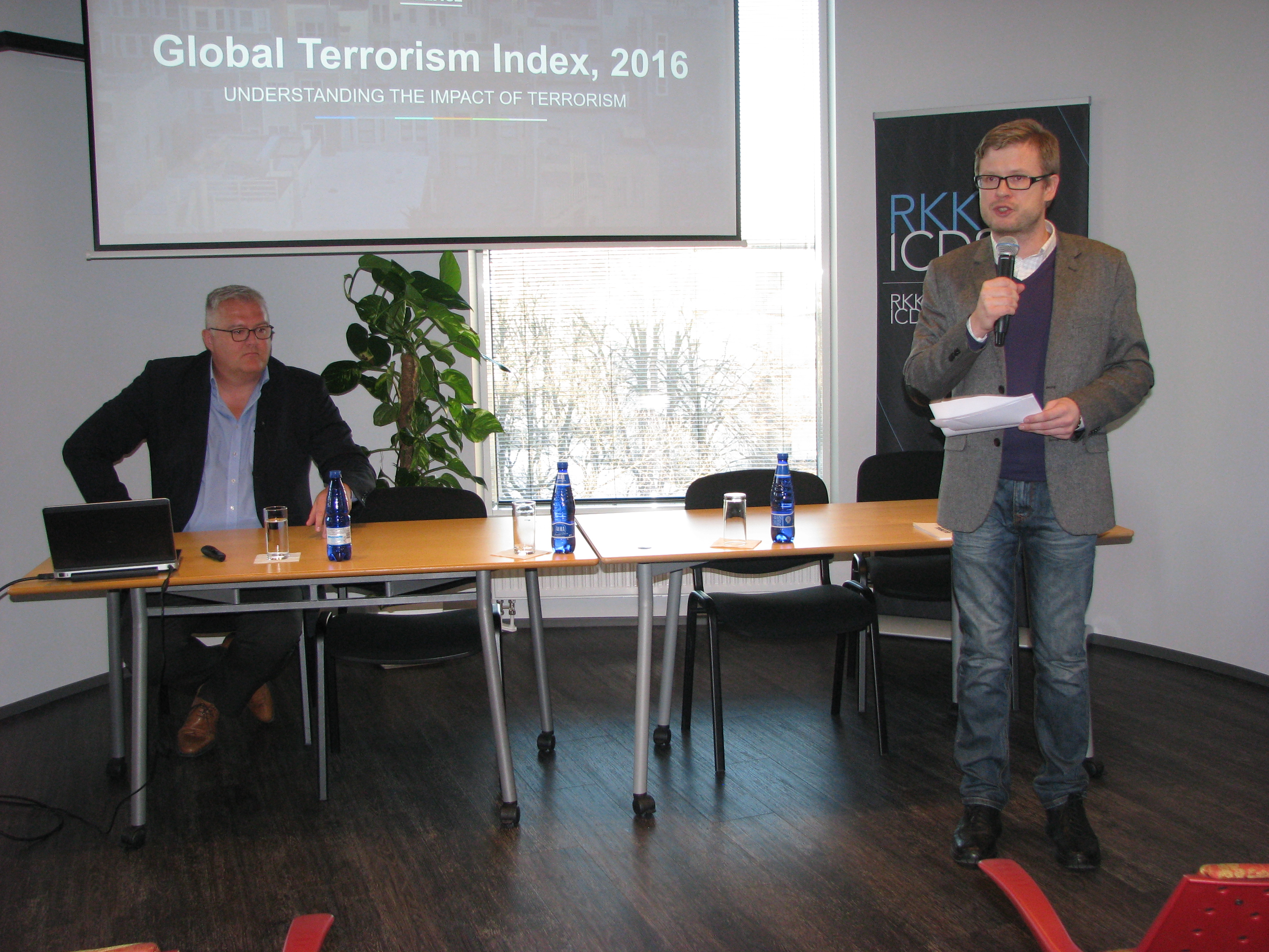 Image for Global Terrorism Index 2016