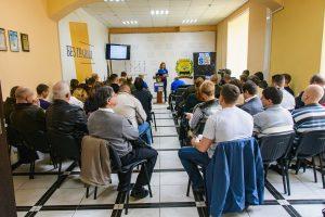 Image for ICDS провел двухдневную конференцию на востоке Украины