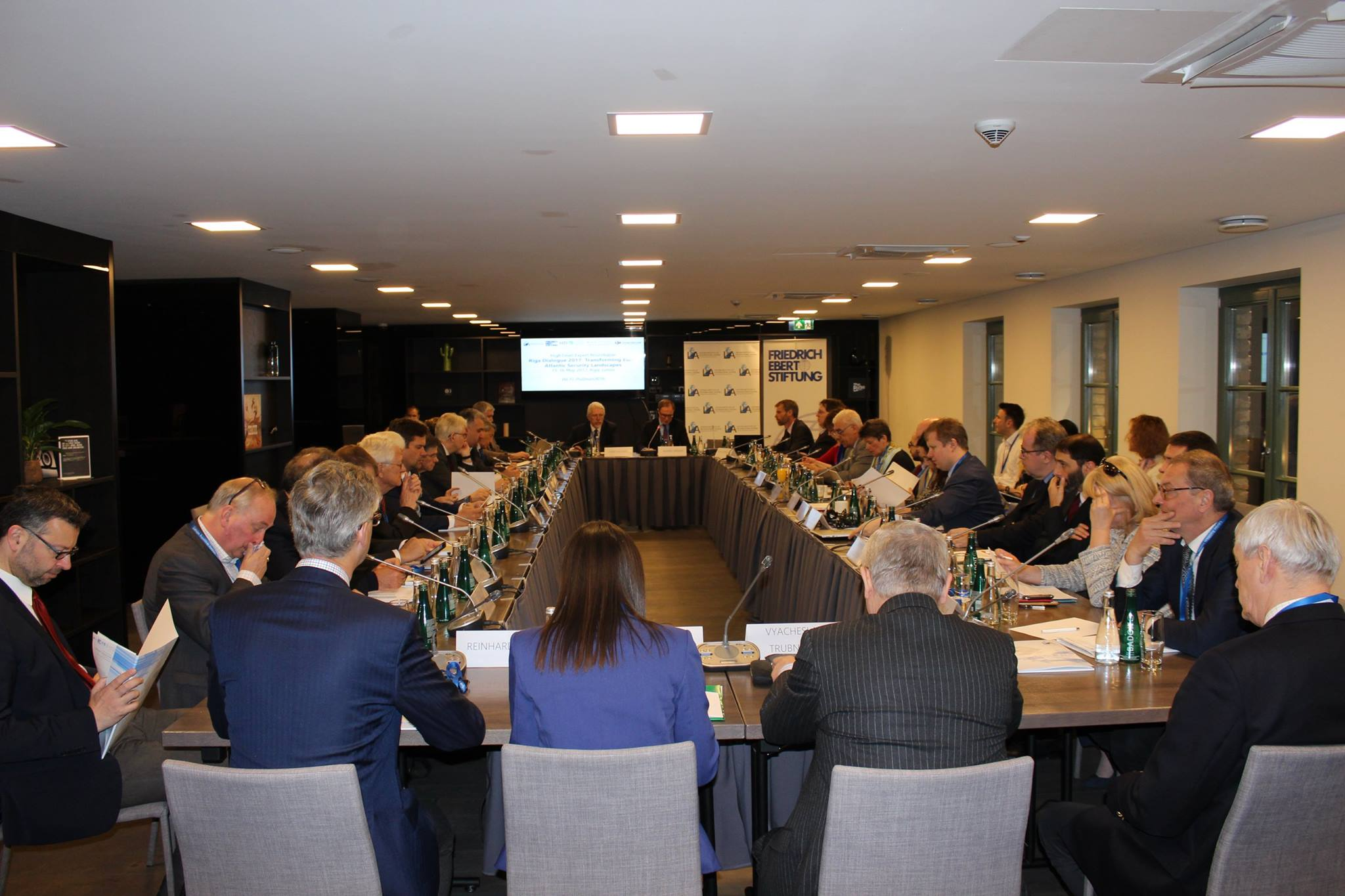 Image for Emmet Tuohy Participated in the Riga Dialogue 2017