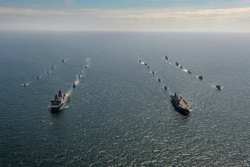 Image for Maritime Aspects of Defence and Deterrence