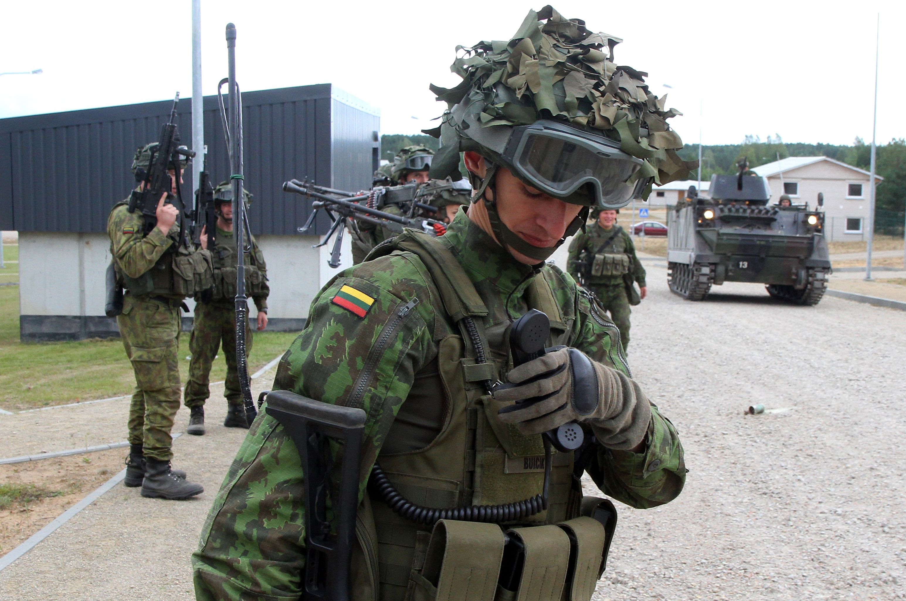 Image for To Draft or Not to Draft: Defence Policy Choices in Lithuania and Latvia