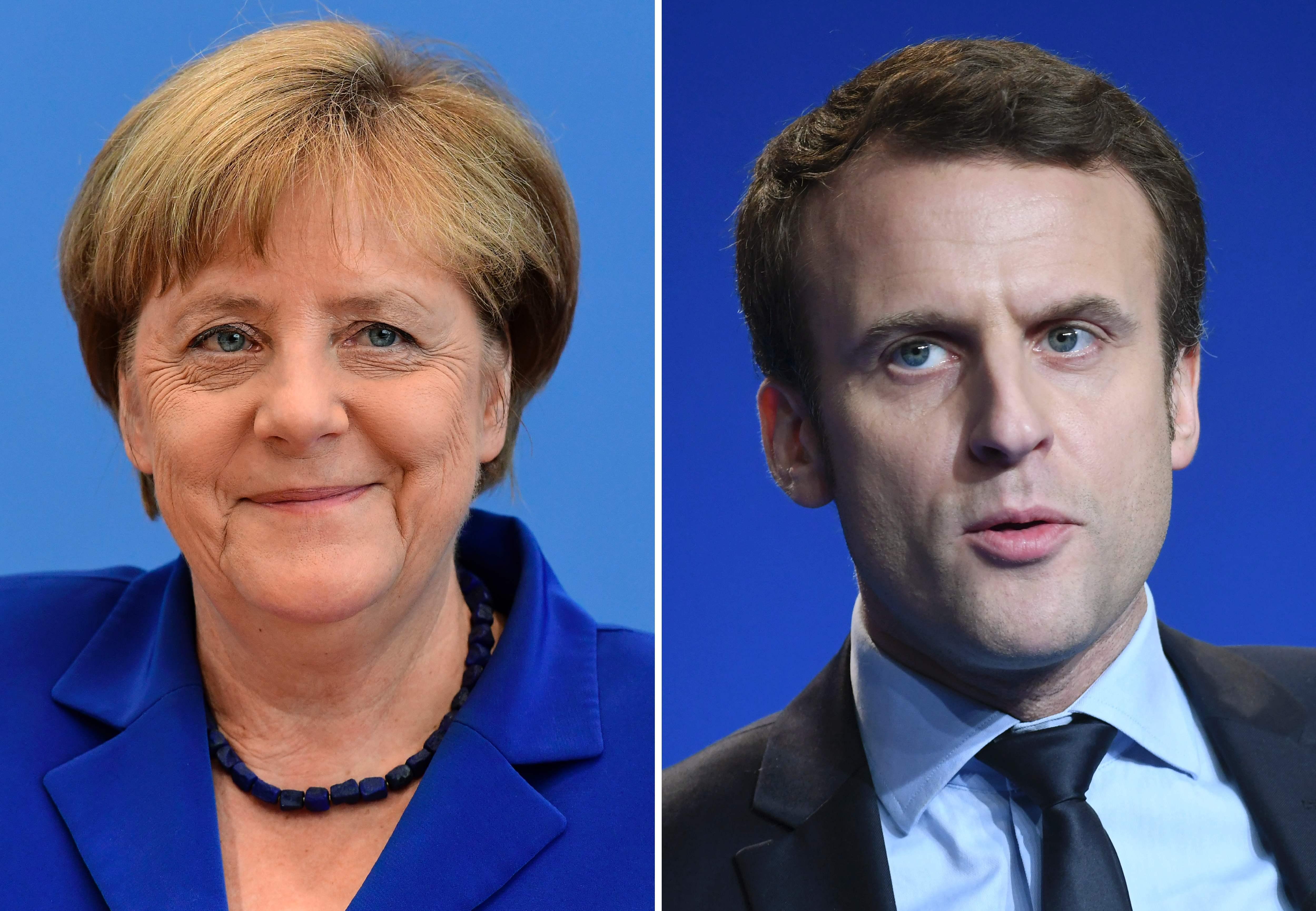 Image for Macroni reformikava võib kaasa tuua hõõrumisi Berliiniga