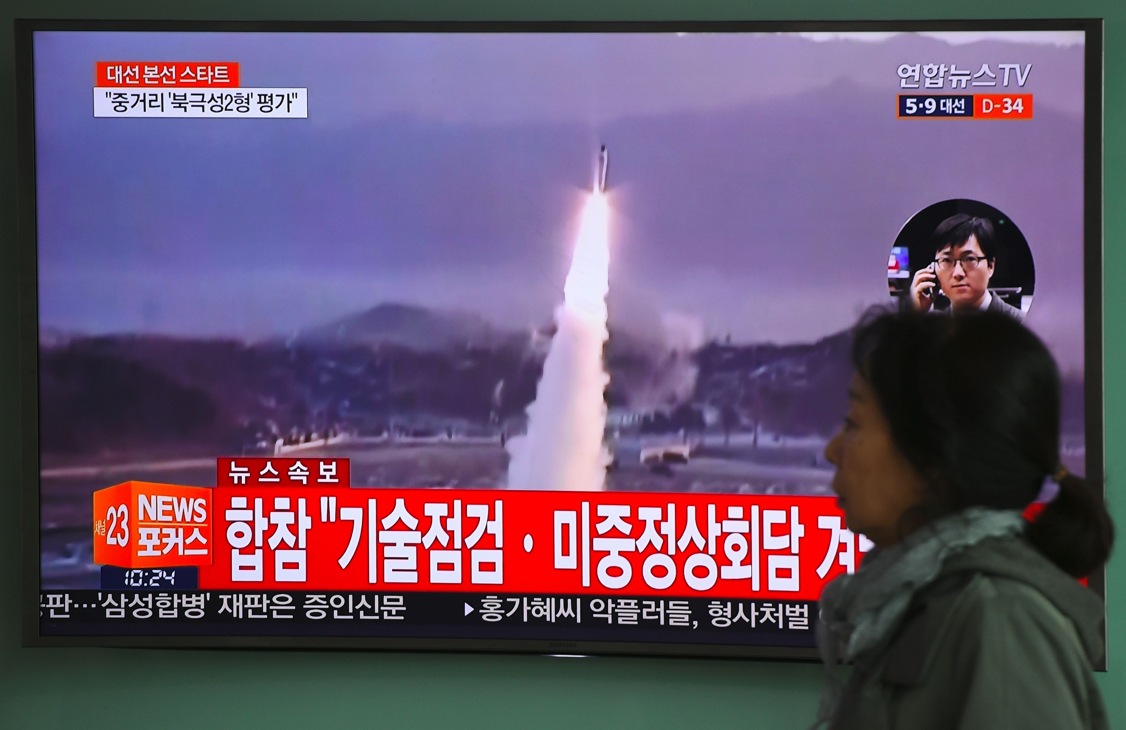 "Image for Missile ""show"" in East Asia—a headache for NATO?"