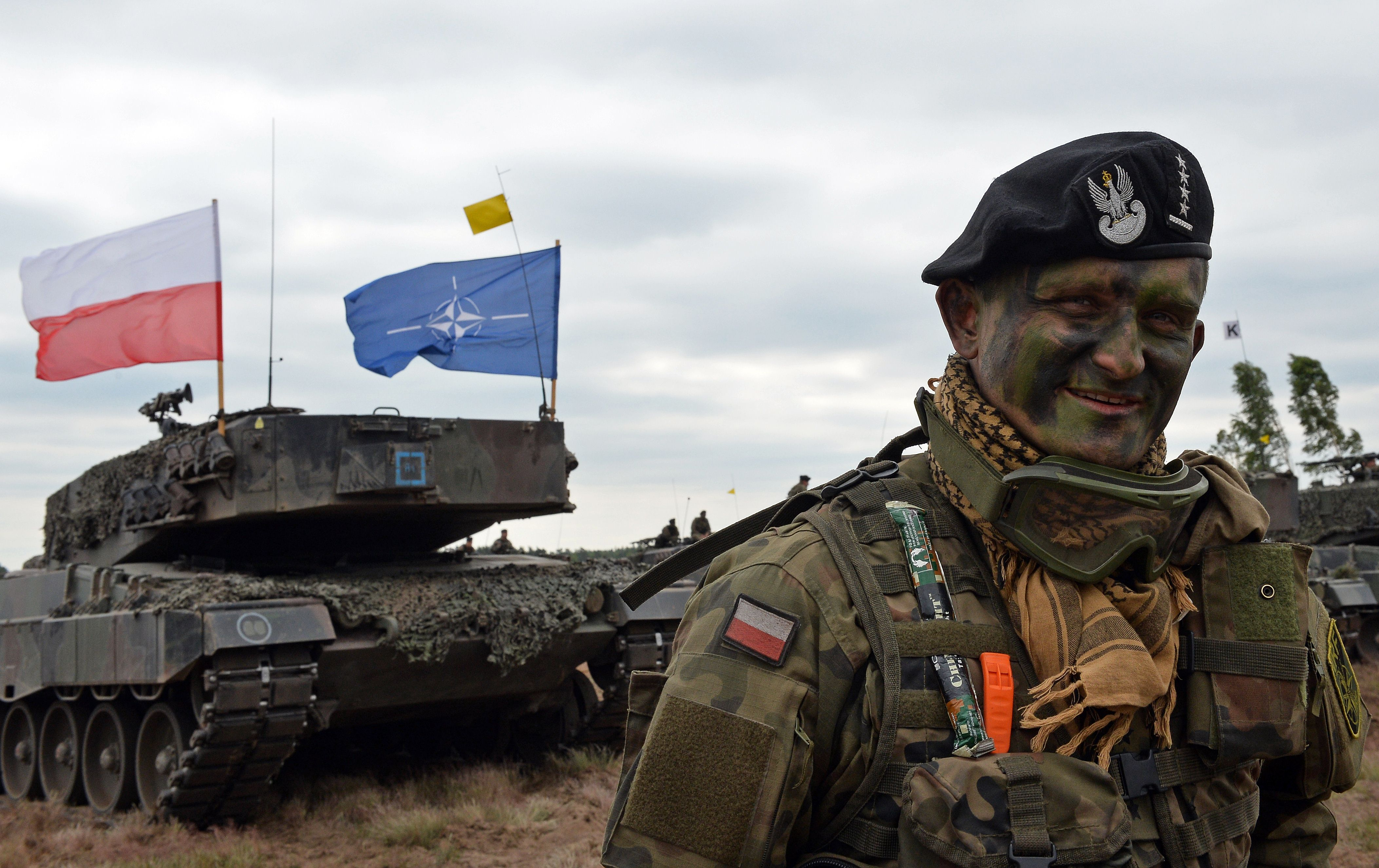 Image for Poland – An Increasingly Important Ally in the Defence of NATO's Eastern Flank