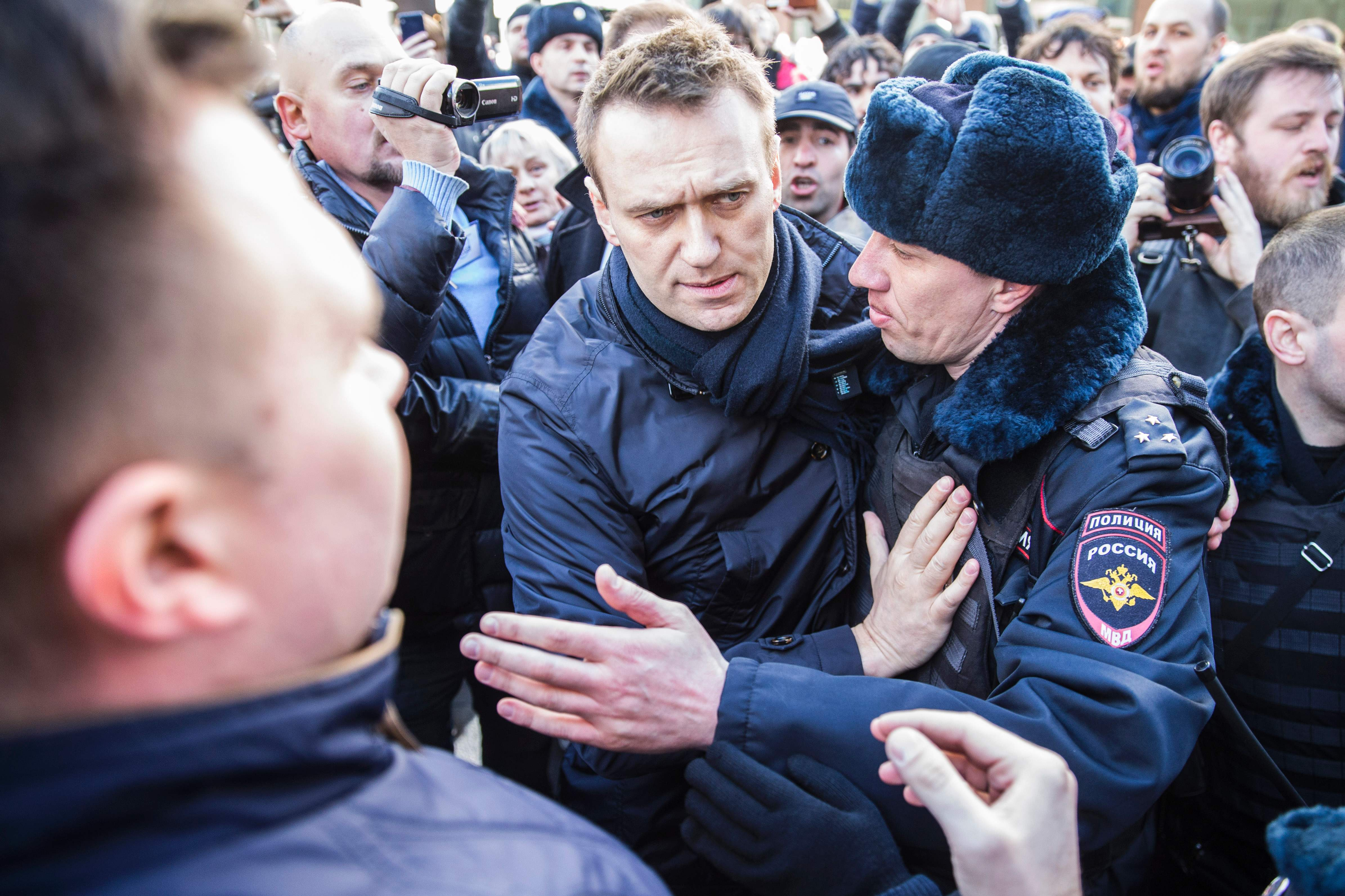 Image for New Protests and Their Future in Russia