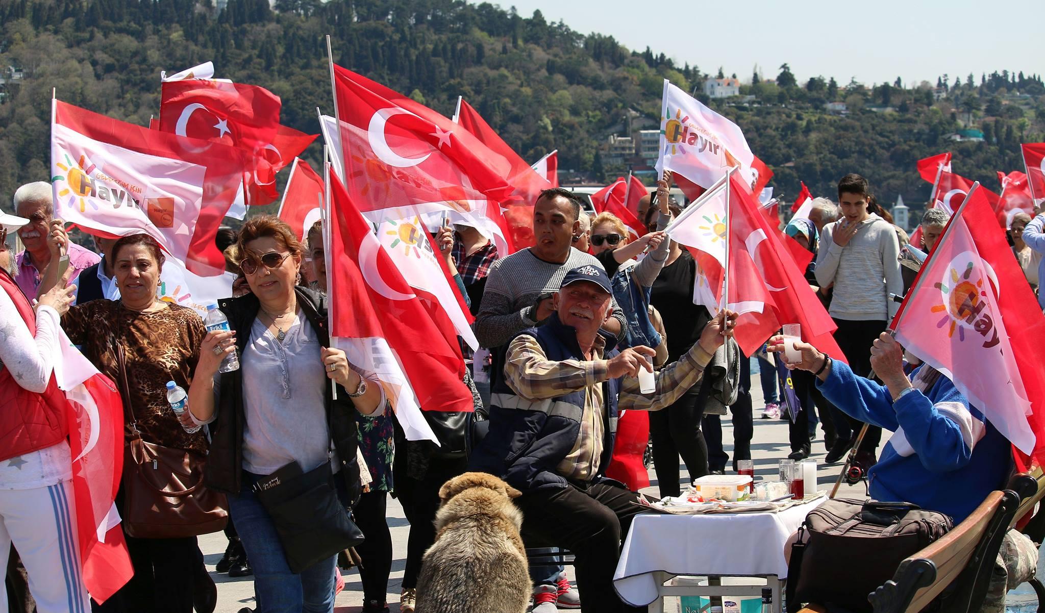 Image for Турецкая демократия: хромает на обе ноги, но все же ходит