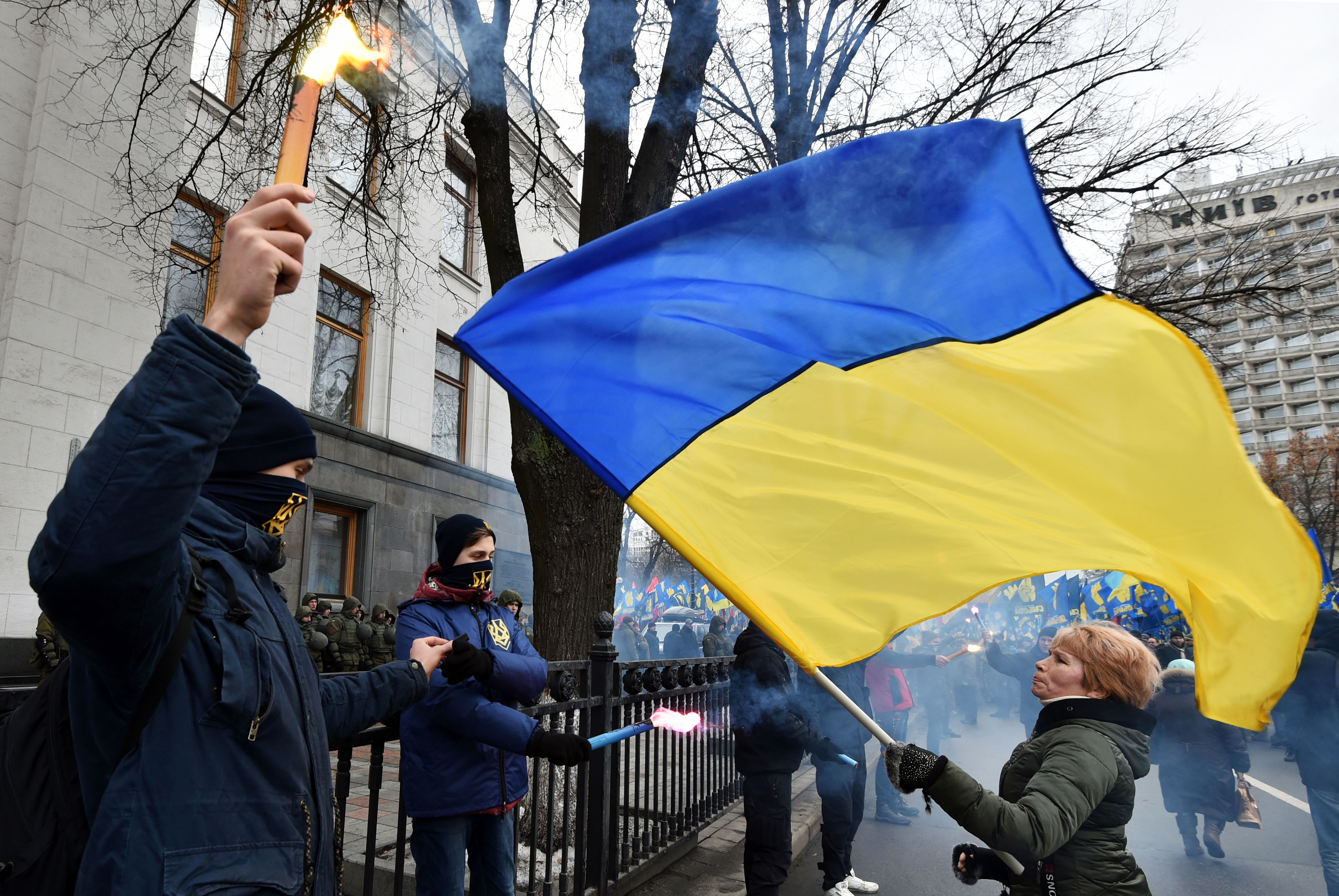 Image for What next for Ukraine?