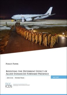 Image for Boosting the Deterrent Effect of Allied Enhanced Forward Presence