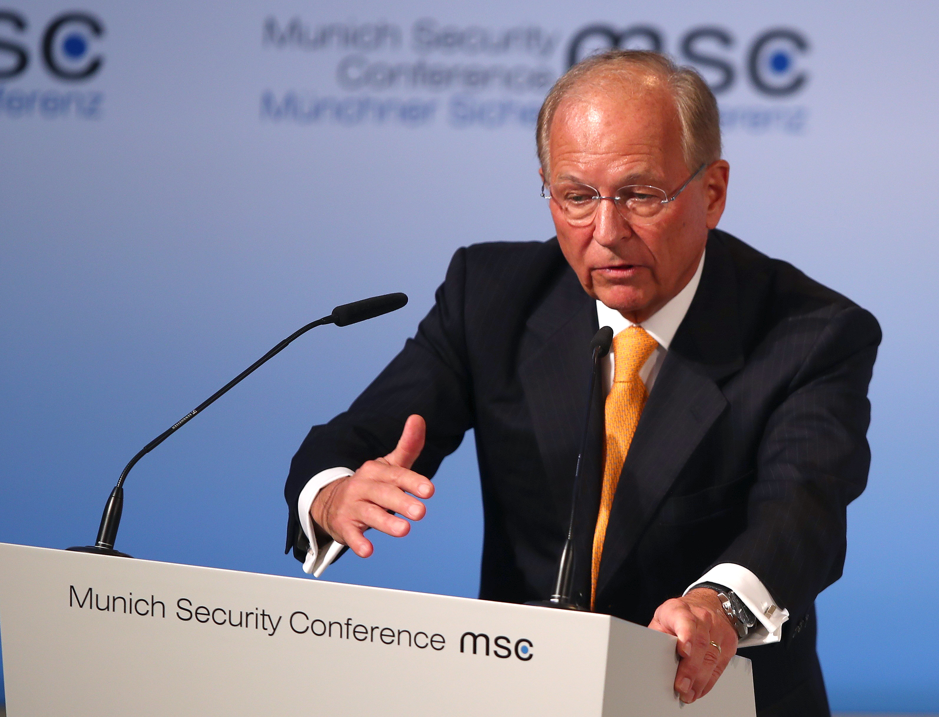 "Image for ""There Is Massive Uncertainty"": The 2017 Munich Security Conference (MSC) amid Unprecedented Volatility"