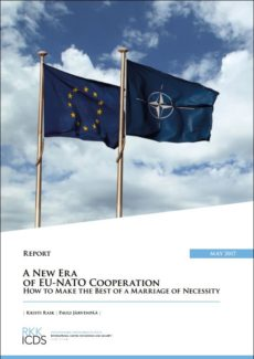 Image for A New Era of EU-NATO Cooperation: How to Make the Best of a Marriage of Necessity