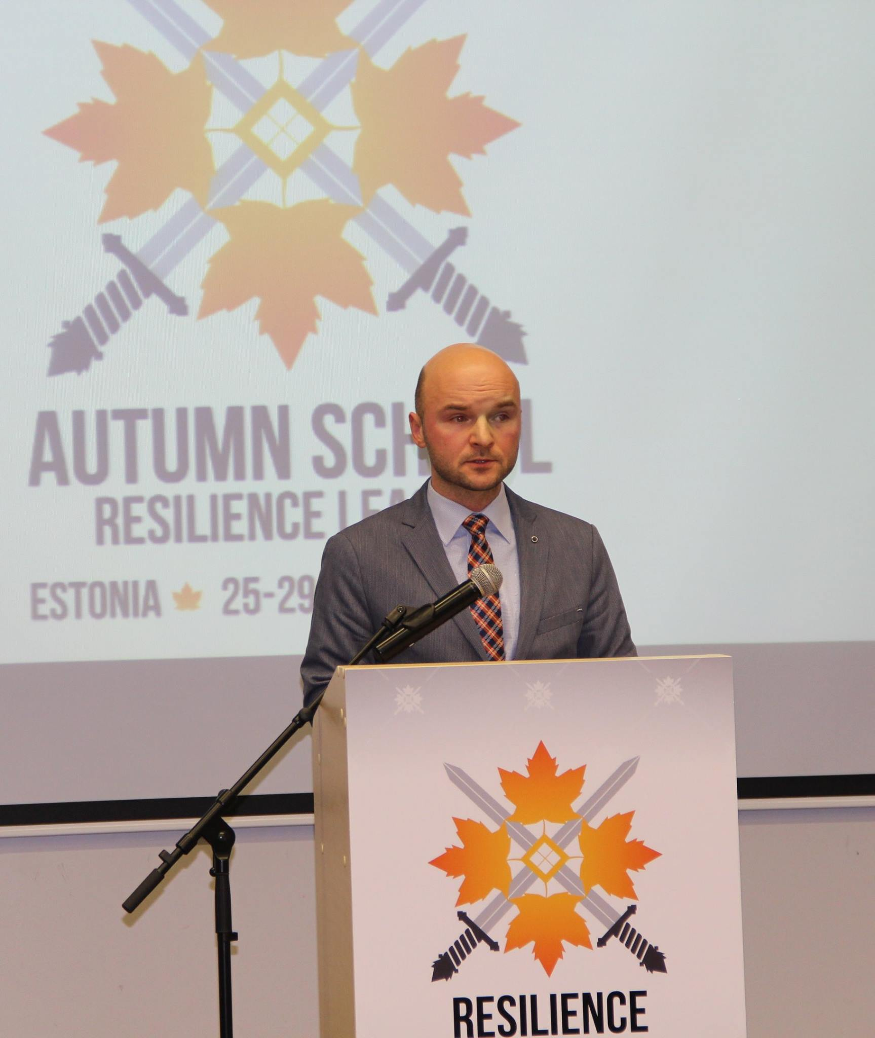Image for ICDS Organised International Autumn School Resilience League 2016