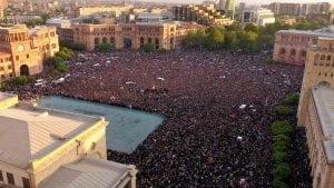 Image for Поворотная точка в Армении