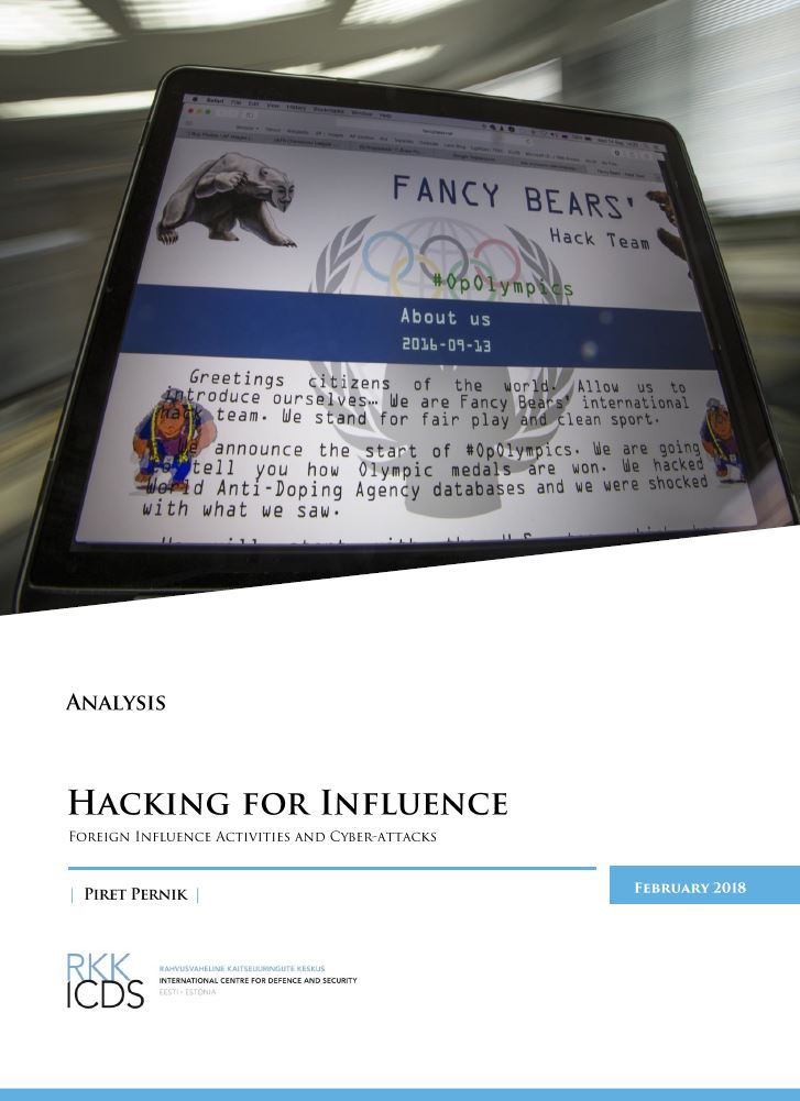 Image for Hacking for Influence