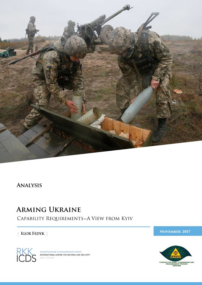 Image for Arming Ukraine: Capability Requirements—a View from Kyiv