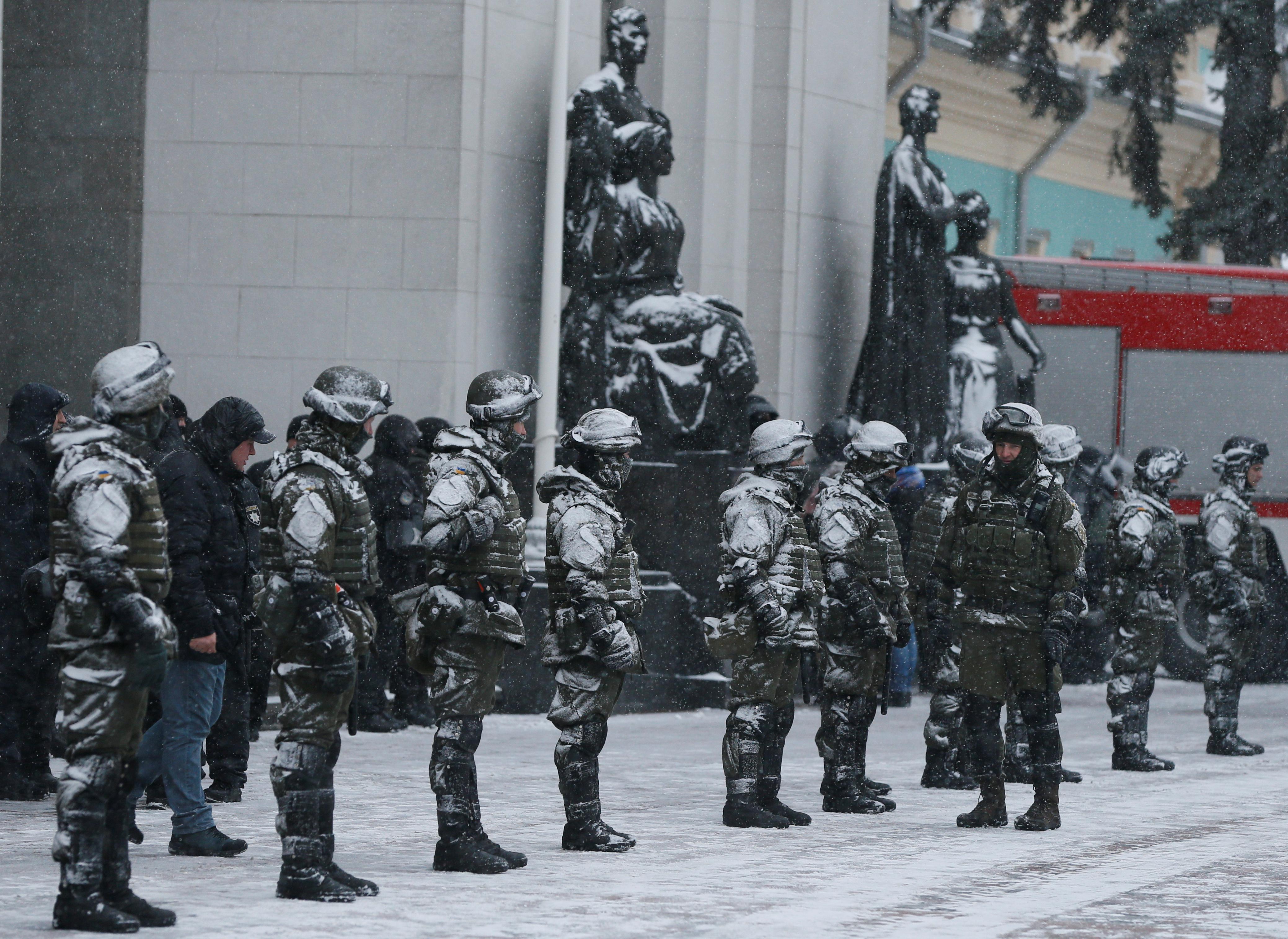 Image for Реформы в сфере безопасности, развитие стойкости и гражданского общества в Украине