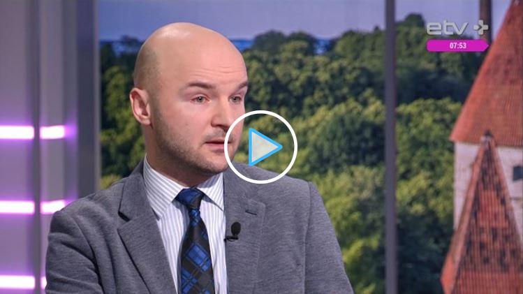 Image for Дмитрий Теперик рассказал в эфире ETV+ о манипуляциях в соц.сетях