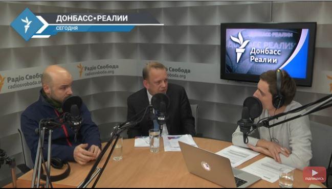 Image for Дмитрий Теперик рассказал о гибридных угрозах в эфире Радио Свобода в Киеве