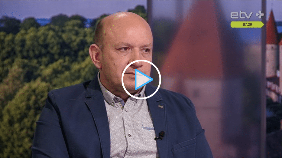 Image for Kalev Stoicescu Interview on CCD COE and Locked Shield 2018
