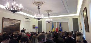 Image for Дмитрий Теперик участвует в работе группы НАТО-Украина по противодействию гибридной войне