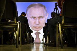 Image for Putin's Speech