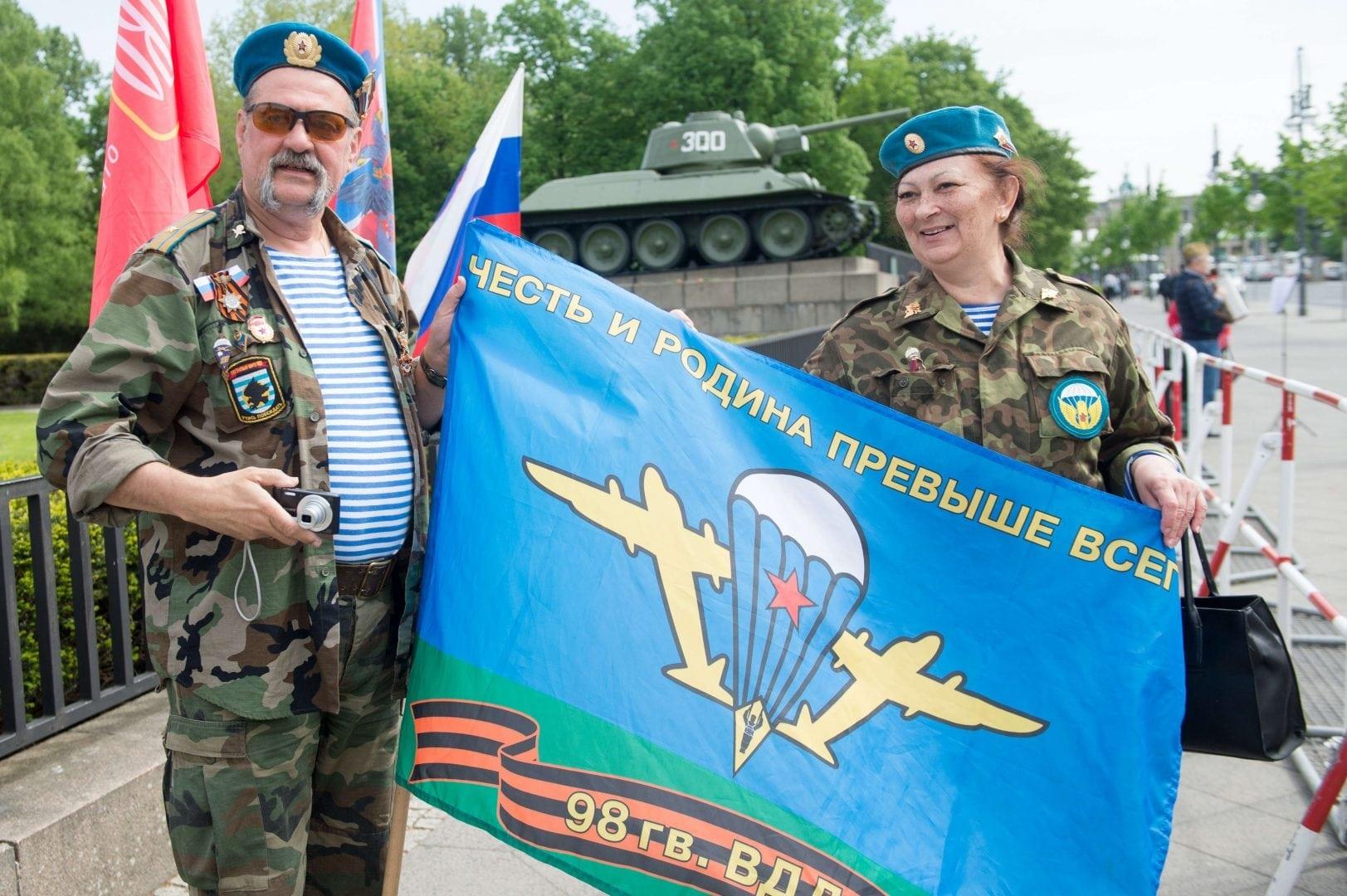 Image for «Ветераны» гибридных войн – новая российская элита?