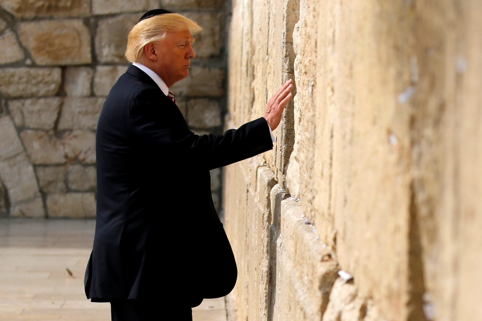 Image for Trump's Move on Jerusalem