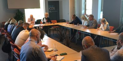 Image for ICDS held two roundtable discussions on 20 June 2018