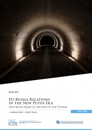 Image for EU-Russia Relations in the New Putin Era