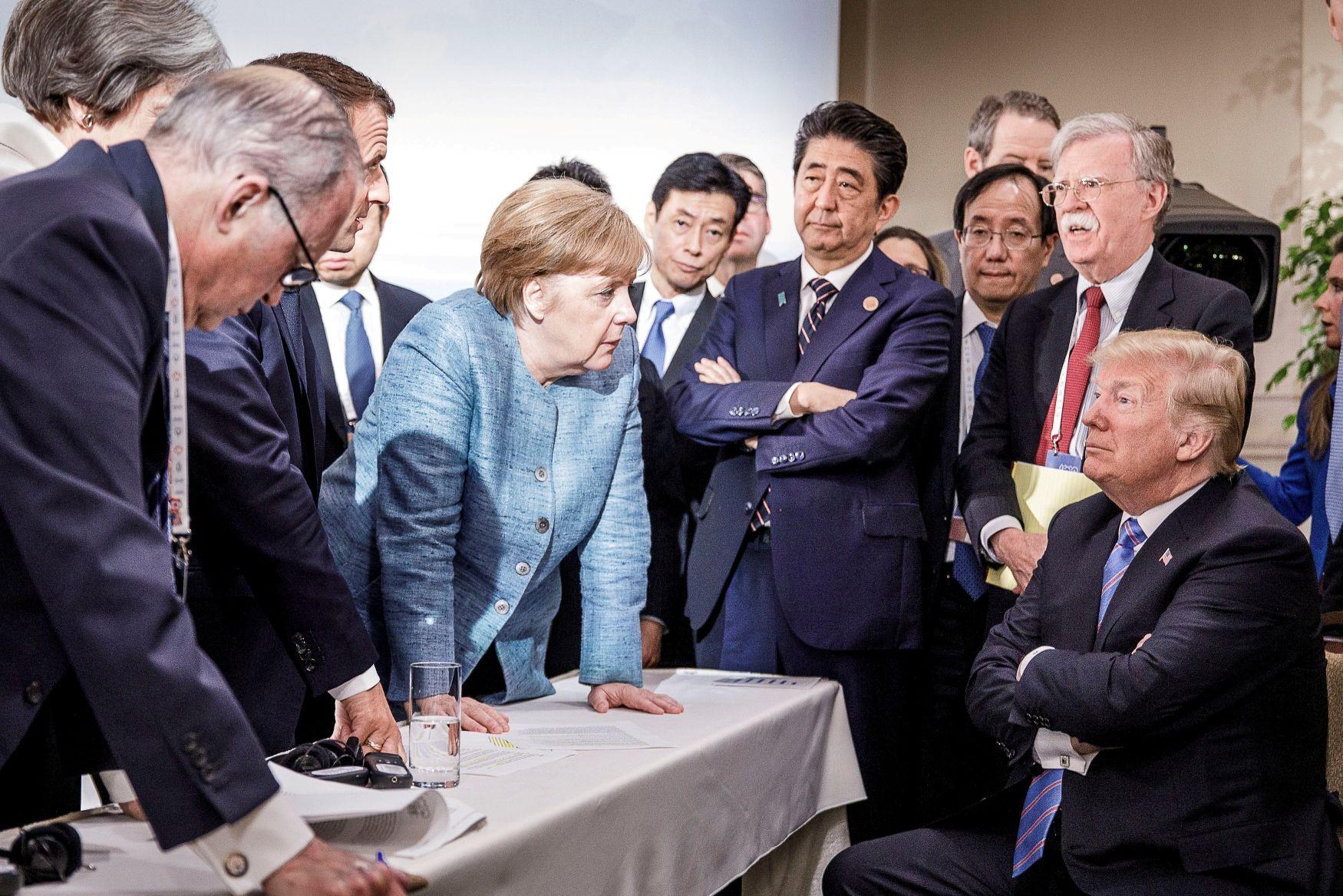 Image for Sven Sakkov: tuulispask nimega Donald Trump