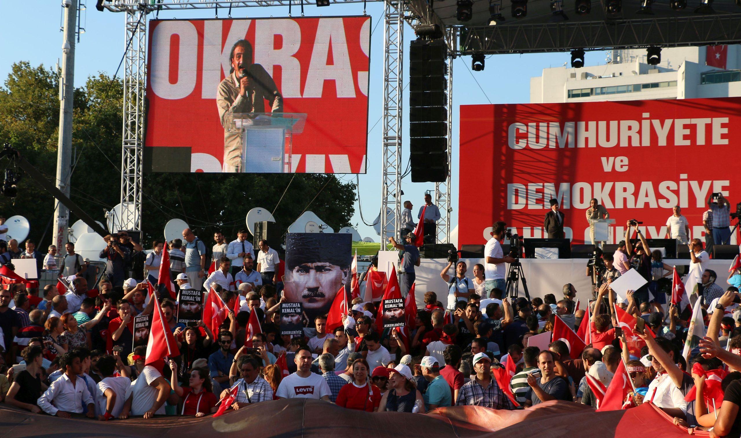 Image for Türgi valimiseelne olukord on nüansirikas