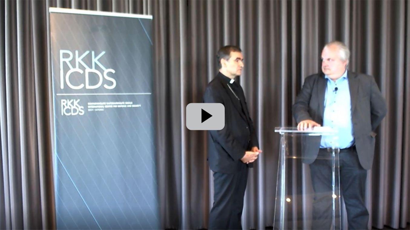 Image for RKK videoblogi: Paavst Franciscus I peatsest visiidist Eestisse