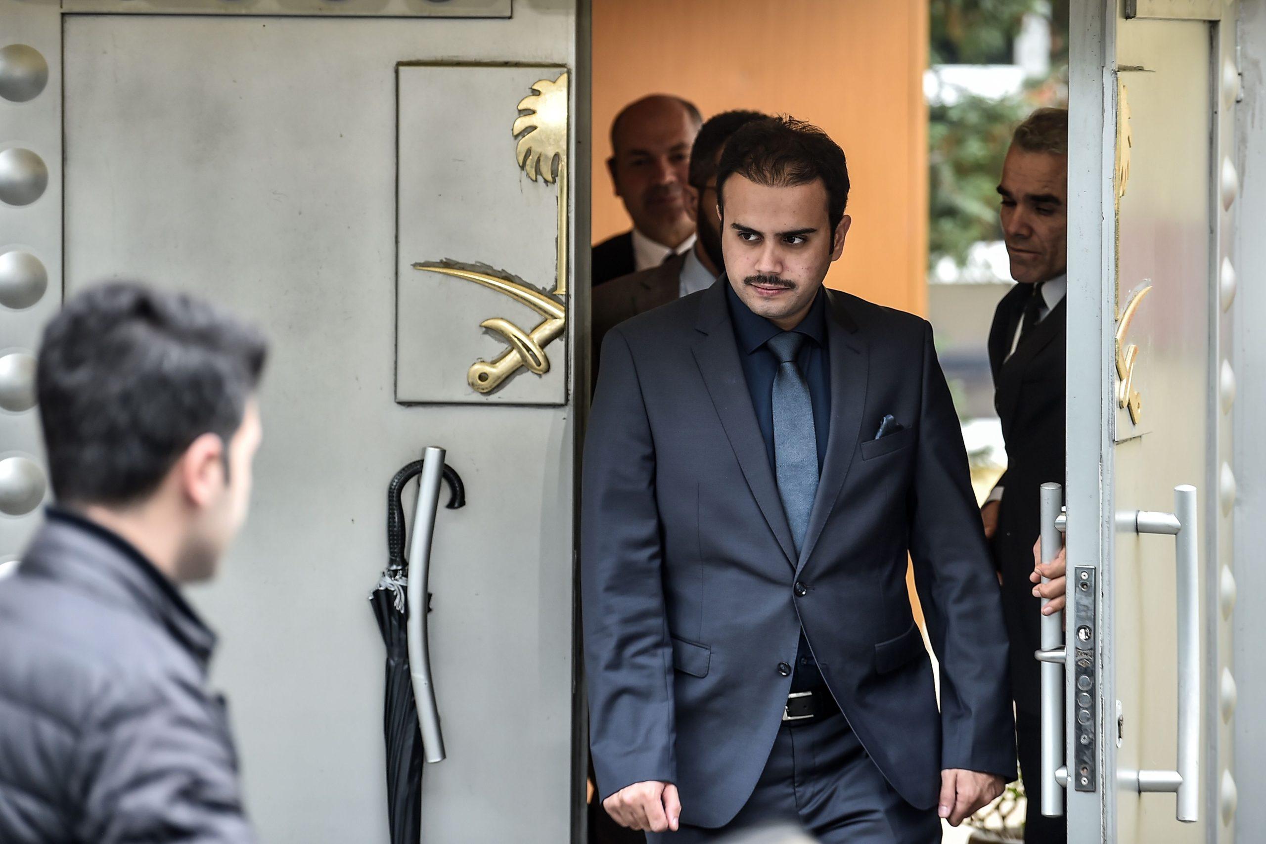 Image for Rahvusvahelise skandaali keskmes- Jamal Khashoggi kadumine