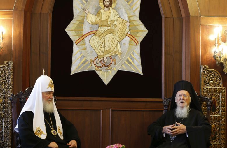 "Image for On the ""spiritual front"": Kyiv and Moscow battle for hearts and souls"