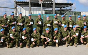 Image for Estonia Leaves UNIFIL