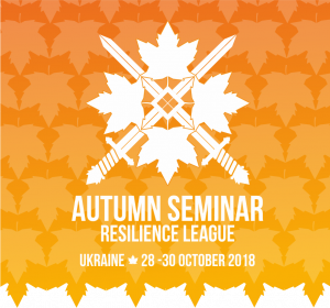 Image for International Autumn Seminar Resilience League in Kyiv