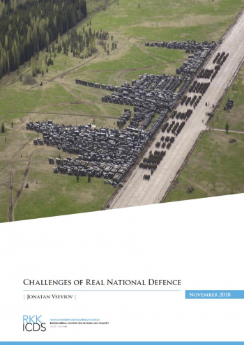 Image for Challenges of Real National Defence