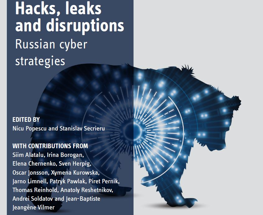 Image for Hacks, Leaks and Disruptions – Russian Cyber Strategies