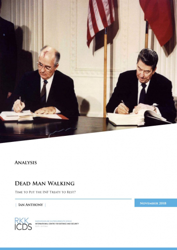 Image for Dead Man Walking: Time to Put the INF Treaty to Rest?