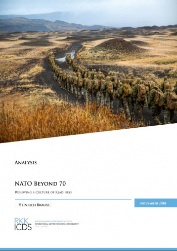 Image for NATO Beyond 70: Renewing a Culture of Readiness