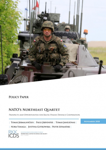 Image for NATO's Northeast Quartet: Prospects and Opportunities for Baltic-Polish Defence Cooperation
