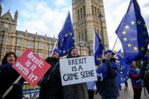 Image for Brexit viib Suurbritannia lagunemiseni?