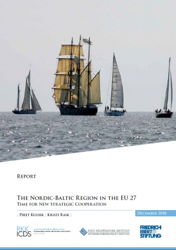 Image for The Nordic-Baltic Region in the EU 27 – Time for New Strategic Cooperation