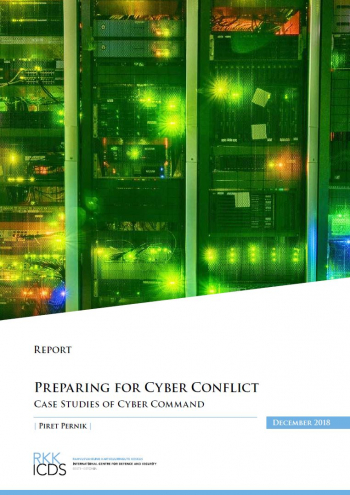 Image for Preparing for Cyber Conflict – Case Studies of Cyber Command