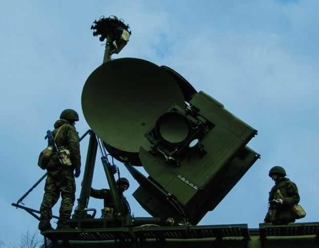 Image for Russia's Evolving Electronic Warfare Capability: Unlocking Asymmetric Potential