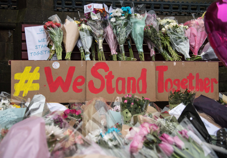 Image for Erkki Bahovski Manchesteri terrorirünnakust