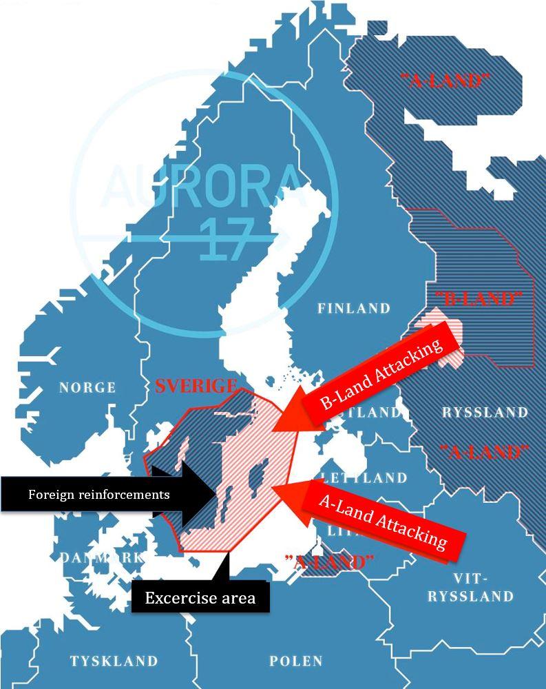 Image for Стратегические результаты военных учений Aurora 17 в Швеции