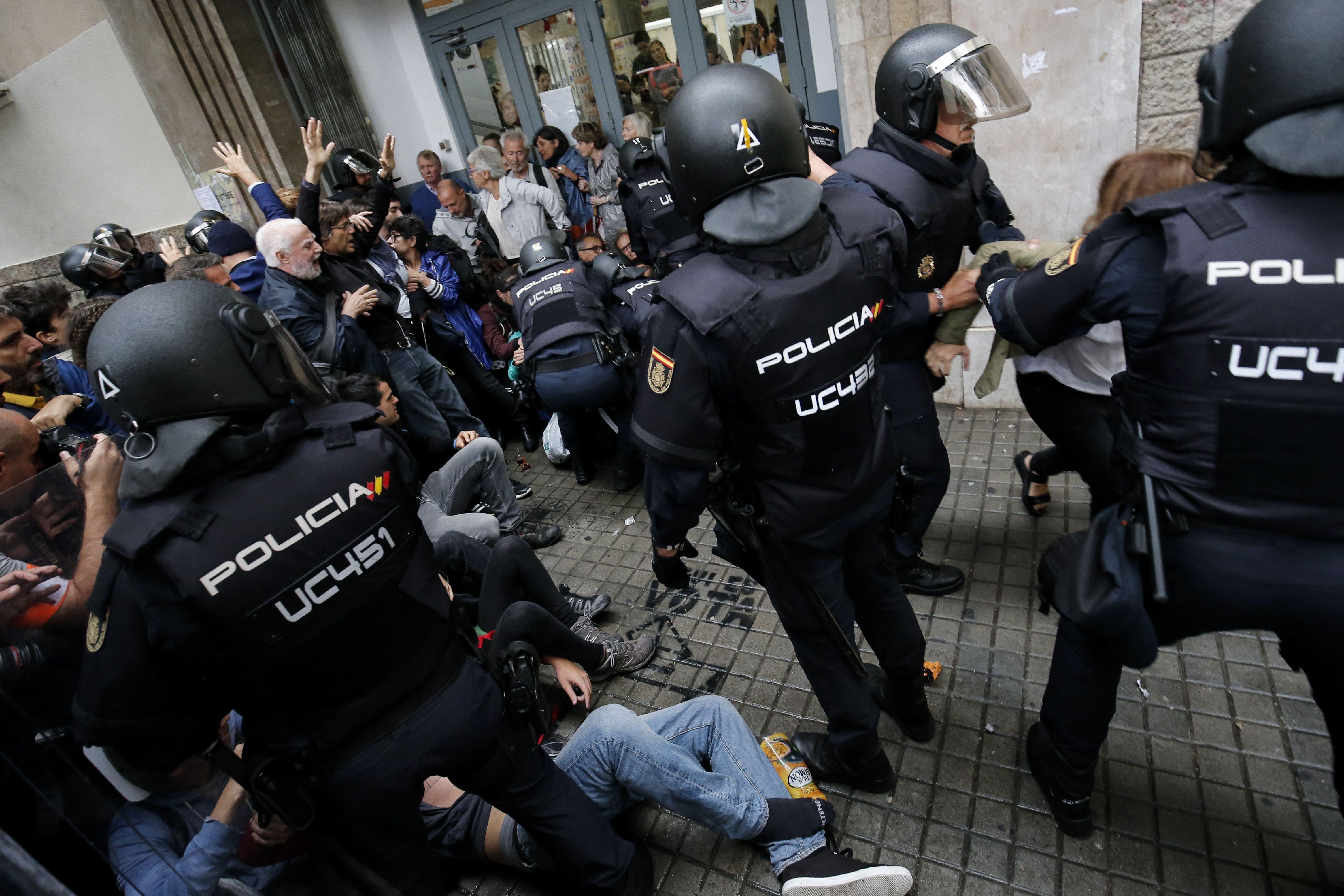 Image for Kas ja kuidas võiks Eestit mõjutada katalaanide iseseisvuse küsimus?